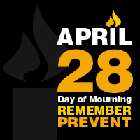Canada's National Day of Mourning – April 28th