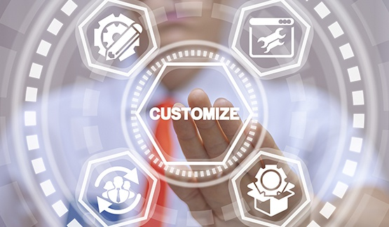 sustain customized software